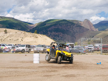 ATV Rodeo Creede