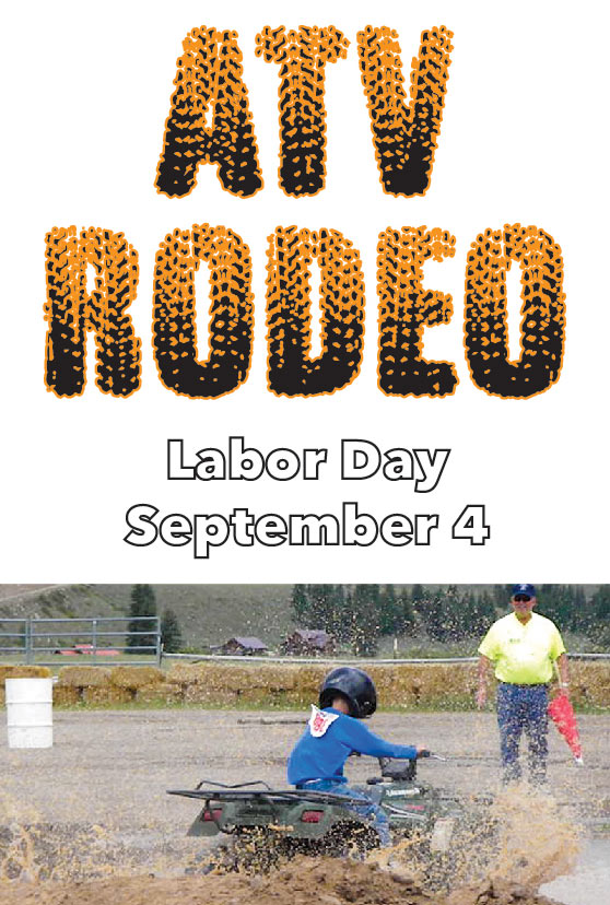 Creede atv rodeo